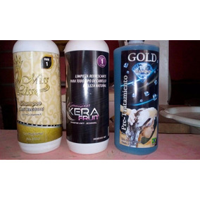 Shampoo Kera Fruit, Miss Liss Y Gold Diamond 1ltr.