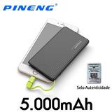 Carregador Portátil Celular 5000mah Bateria Externa Pineng