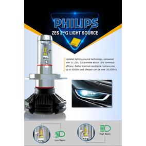 Kit Bi- Led Cree H4 12000lm 50w 7 Gen Chips Philips