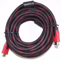 Cable De Hdmi Macho A Macho 15 Metros Alta Definicion 1080p