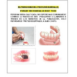 Repaciones De Protesis Dentales