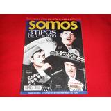 Pedro Infante Jorge Negrete Javier Solis Revista Somos