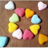 5 Pzs Bombas De Baño Efervecentes Colores Aromas Suavizantes