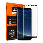 Película Protetora Spigen Original Galaxy S8 Plus Glas.tr Hd
