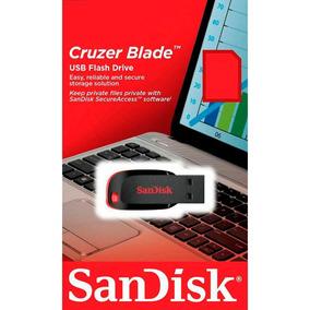 Pen Drive Sandisk Cruzer Blade Z50 Pendrive 16gb Original