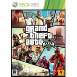 Grand Theft Auto V Gta 5 Xbox 360 Nuevo Y Sellado