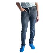Pack X 2  Jean Hombre Recto Elastizado Slim 115031/115034