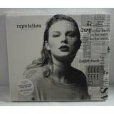 Cd Taylor Swift Reputation - Lacrado Fabrica Com Luva