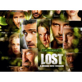 Dvd Serie Lost 1° Ao 6° Temporadas Dubladas+brinde