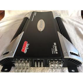 Módulo Amplificador Booster Ba 2400.4 2400rms Mosfet 4ch Ab