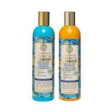 Natura Siberica Shampoo Y Acondicionador Oblepikha - No Sls
