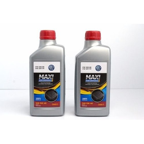 Kit Troca Oleo Castrol Maxxi 5w40 100% Sintetico E Filtro Vw