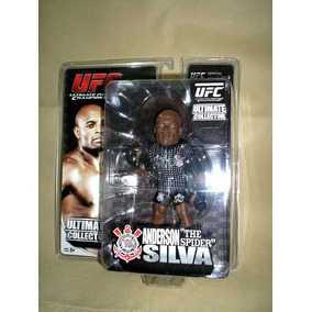 Ufc Ultimate Collector Anderson Silva - The Spider