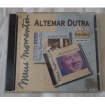 Cd Altemar Dutra - Meus Momentos Duplo Volumes 1 E 2