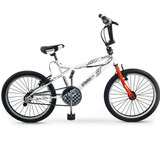 Bicicleta Freestyle Rod 20 Stark Manubrio Bmx 6 A 10 Años
