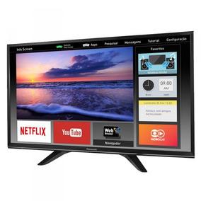 Smart Tv Led Tc32es600b 32 Hd Wi-fi Preto - Panasonic