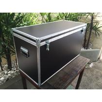Hard Case Baú Multi-uso 90x40x50cm