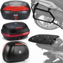 Kit Yamaha Tenere 250 Suportes Baus Givi E450n E460n Monokey