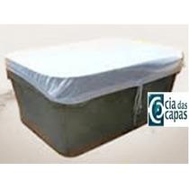 Capa (tela) Para Caixa Dágua Quadrada De 250 Litros