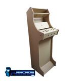 Arcade Bartop De Pie Mame Multijuegos Mueble Area 31x45cms