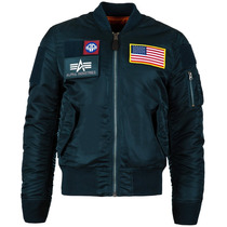 Chaqueta Alpha Industries De Piloto Ma1 Flex Slim