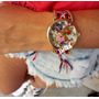 Relojes Tejidos Fondos Imagenes Por Mayor 10 Unidades
