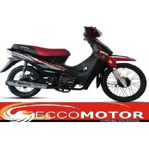 Gilera Smash 110 Base New - Concesionario Oficial Eccomotor
