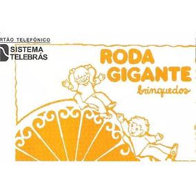 Roda Gigante - Tb / 1997 Tiragem 2.000 Cheio E Novo