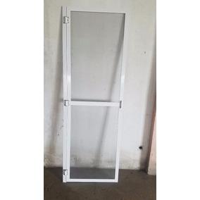 Puerta Mosquitero Aluminio 0.70 X 2.03 Mts Oferta