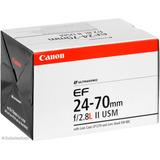 Lente Canon 24-70 F/2.8 Is Ii Usm El Más Nítido De Su Clase