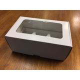 Caja 6 Cupcakes C/div Y Vent **cart 350** (valor P/100 Unid)