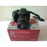 Camara Canon Eos Rebel T5 Ef-s 18-55 Iii