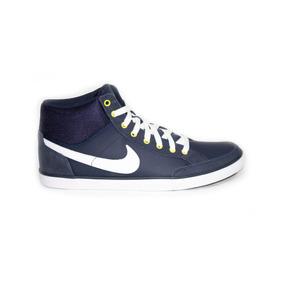 Tenis Nike 579623417 Marino Blanco Urbano Para Caballero
