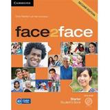 Face 2 Face Starter 2ed.+dvd Student S Book - Cambridge