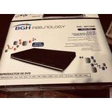 Dvd Bgh Feelnology Bd710hd Funcionando Completo