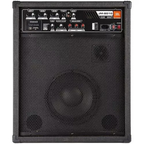 Caixa Amplificada Jbl Jm 8010 Multiuso 160w