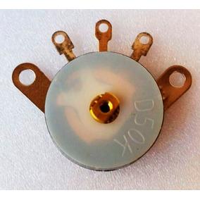 Potenciômetro Mini Miniatura 50k D50k 17mm