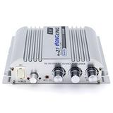 Amplificador De Coche, Elegiant 300w 12v Super Bass Mini
