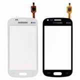 Tela Touch Vidro Samsung Galaxy Trend Gt S7560m S7560 7560
