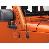 Antena Jeep Wrangler De Inoxidable Con Goma Exterior 07- Act
