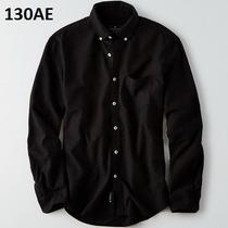 M, L - Camisa American Eagle Negra Ropa Hombre 100% Original