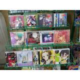 Discos Musica Anime / Diferentes Modelos Anime Importados