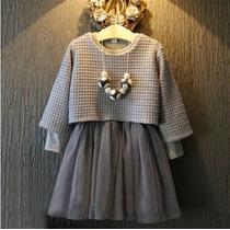 Vestido Infantil Lindo Meninas Aniversario, Passeio, Inverno