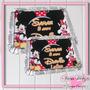 Marmita Personalizada Mickey Minnie 1 - 10 Unidades