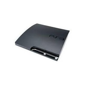 Console Ps3 Slim Semi Novo 160gb Com Garantia Cech-2511a