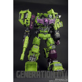 Transformers Masterpiece Devastator (generation Toys)