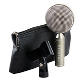 Cascade Microphones Fat Head Be Cuerpo Gris / Plata...