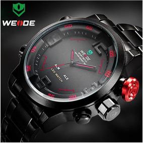 Reloj Deportivo Hombre Weide --envio Gratis--