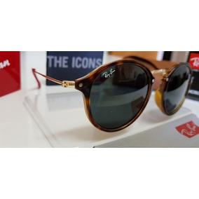 Óculois De Sol Redondo Ray Ban Round - Óculos no Mercado Livre Brasil d071841767