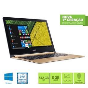 Notebook Acer Swift 7 Sf713-51-m0bq Intel Core I7 8gb 512 Ss